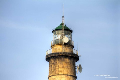 photographies lighthouse gatteville, normandy