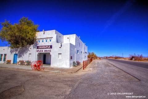 Amargosa Opera House and Hotel photography