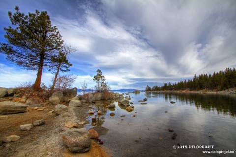 Photographs of Lake Tahoe