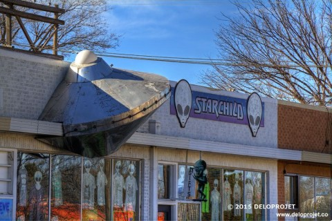 Welcome to Roswell UFO City