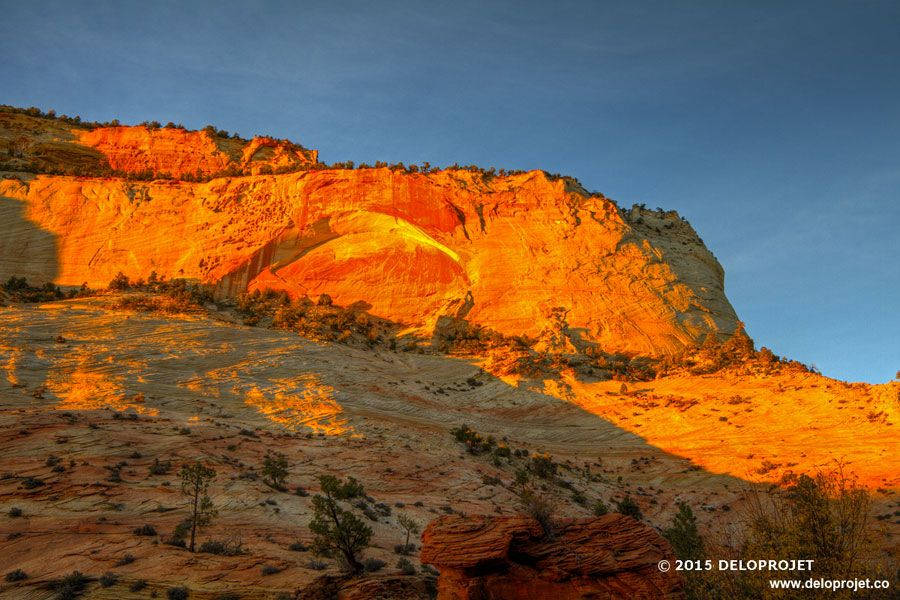 sunset-in-Zion-Canyon-01