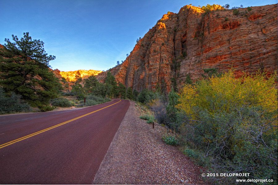 sunset-in-Zion-Canyon-02
