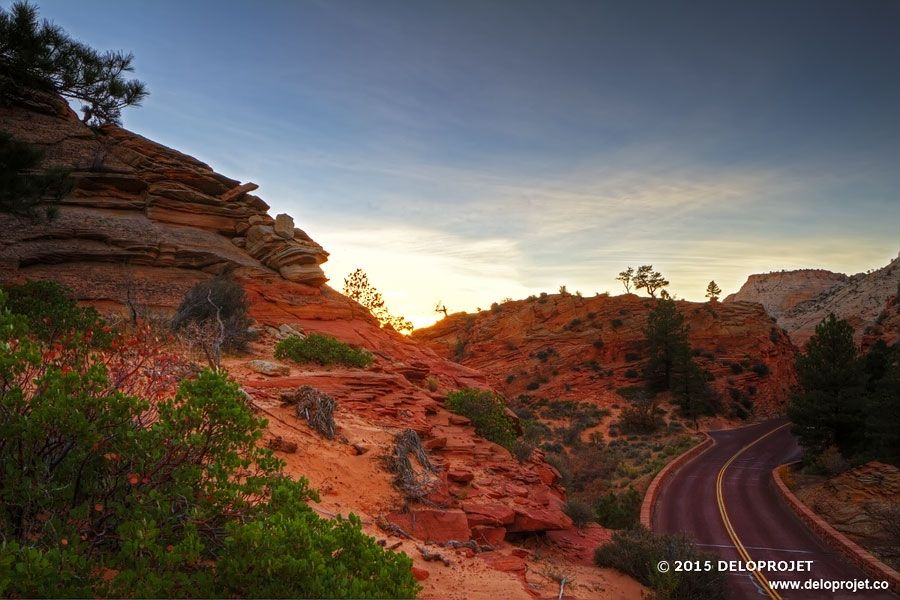sunset-in-Zion-Canyon-03