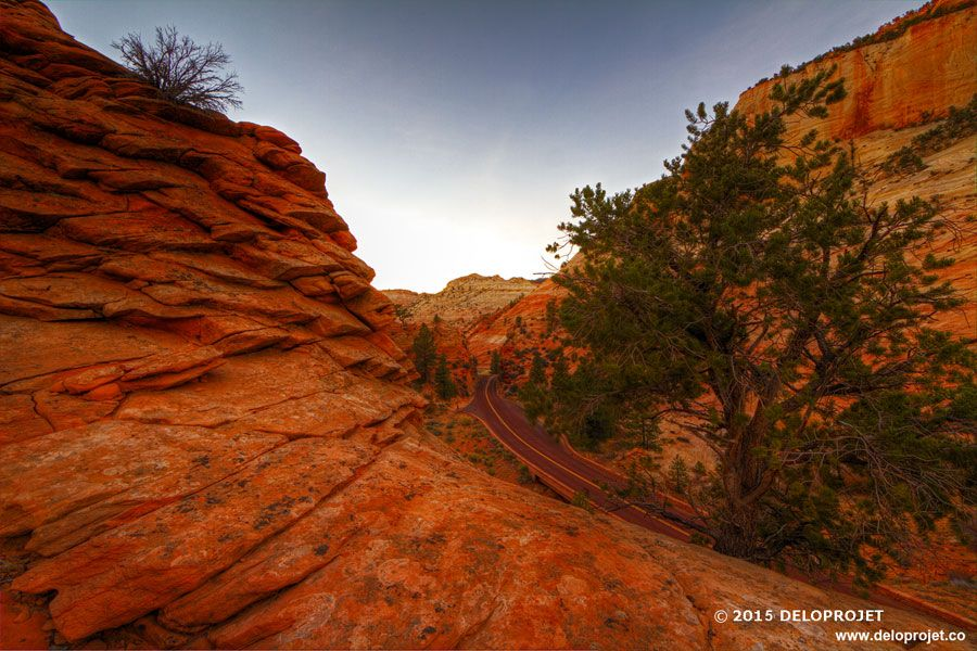 sunset-in-Zion-Canyon-04