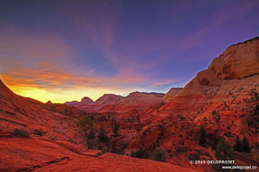 sunset-in-Zion-Canyon-06