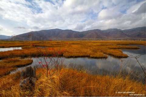 Oze National Park Photographies, hiking  Japan