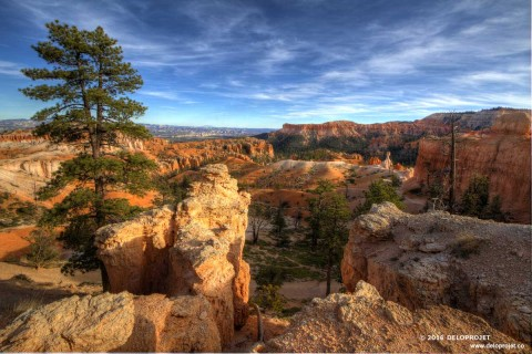 Bryce Canyon Sunrise Point photography