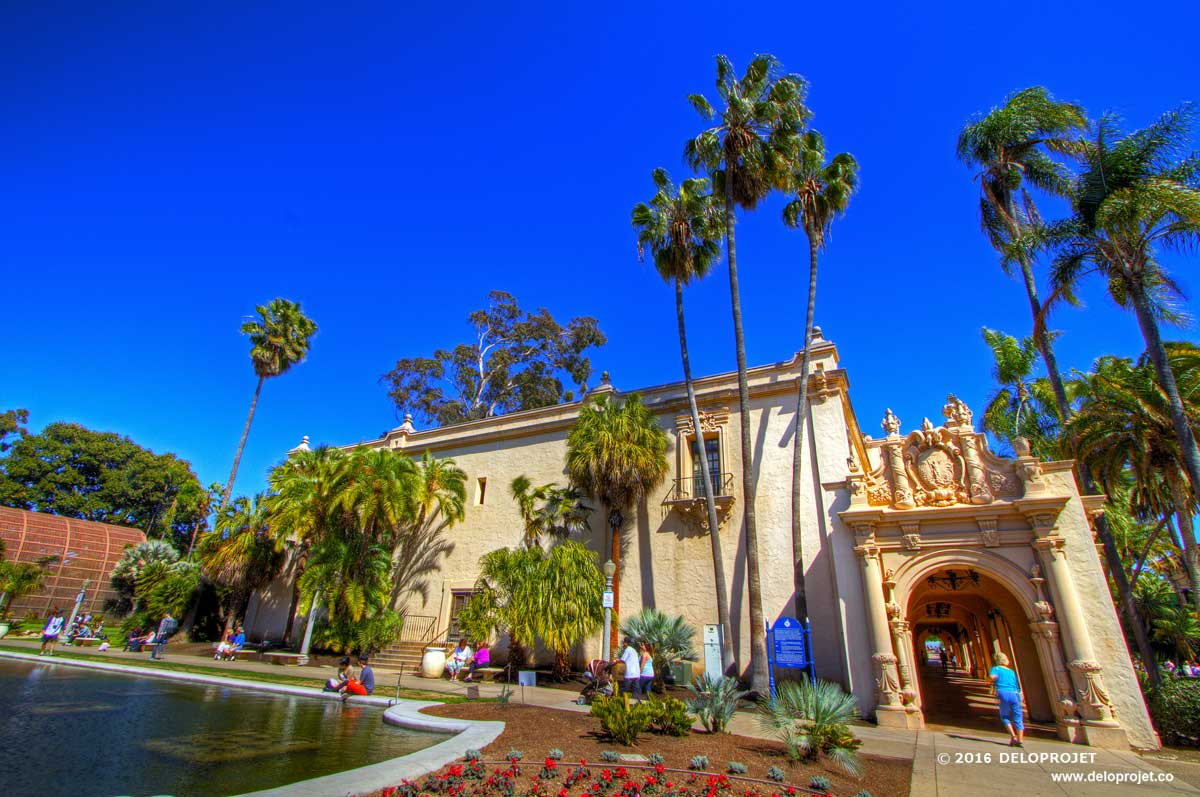 Deloprojet Balboa Park San Diego A Wonderful Place To Walk