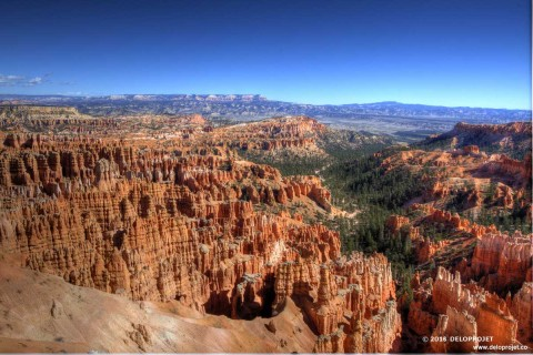 Bryce Canyon National Park movie