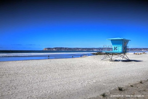 Photography from a walk in Coronado California