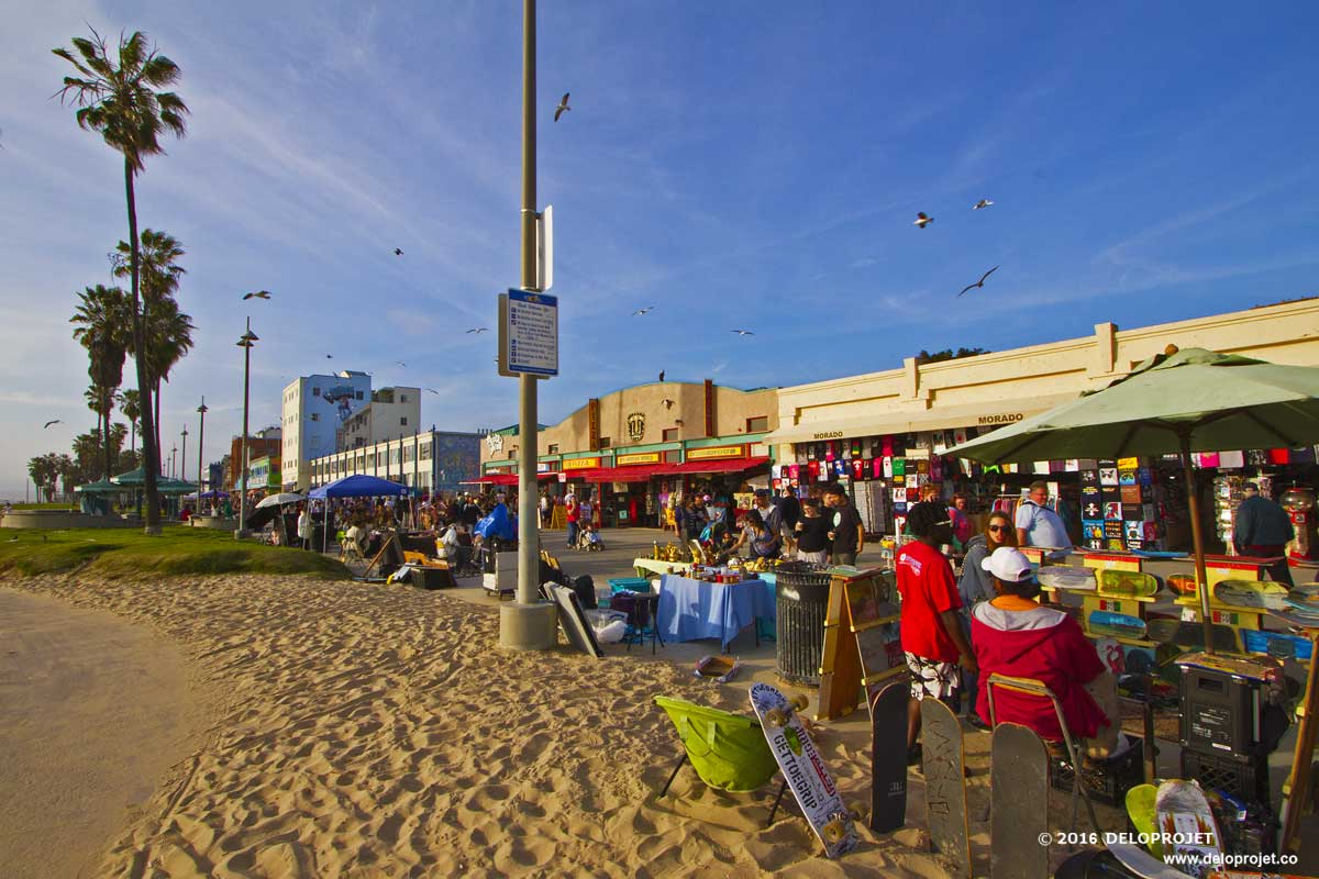 zambiese venice beach - photo#16