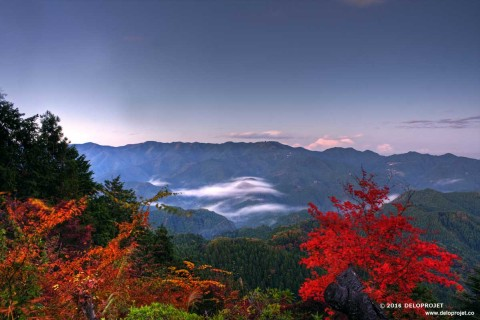 Beautiful landscapes of Japan, a pleasure for photographer