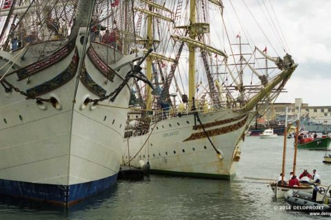 Brest 2000 Day of the Sea and of the Sailors
