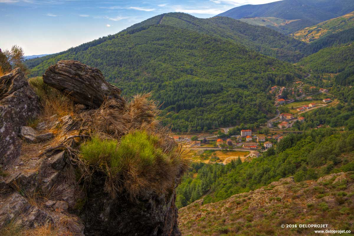 hiking cevennes