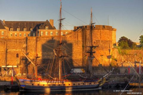 Photography of the maritime festival Brest 2016  part 2