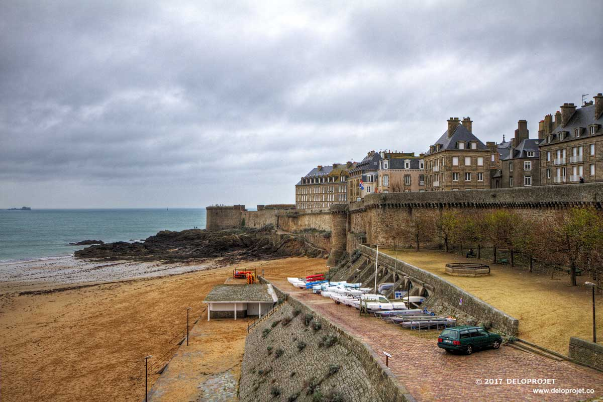 Saint Malo the city of corsairs